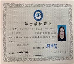 湖北工业大学自考学位证